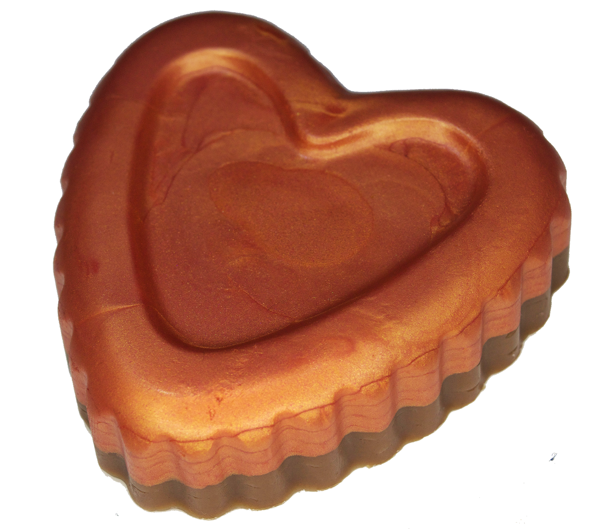 Shimmer Bar/Body Bronzer ~ sensual rose