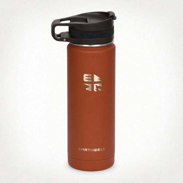 Earthwell 20oz Roaster™ Loop Bottle