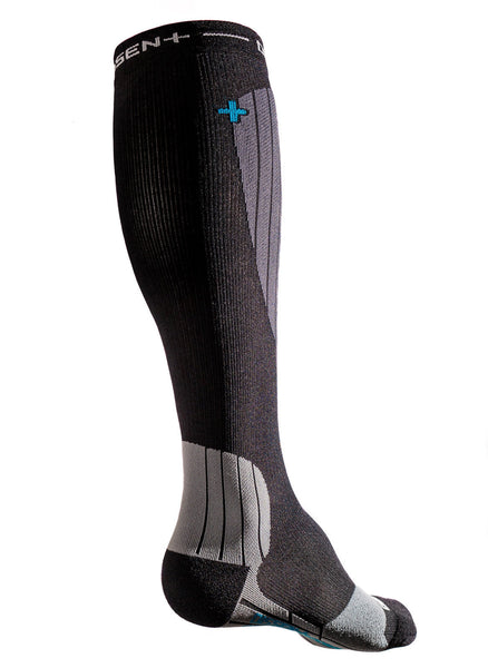 Dissent Ski GFX Compression Hybrid Padded Sock