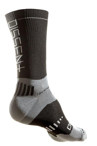 Dissent MTB Supercrew Compression Nano 6""