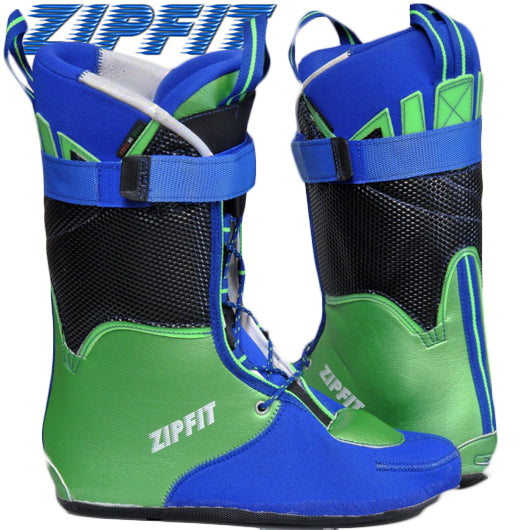 Zip Fit Freeride Grand Prix Stealth Leather