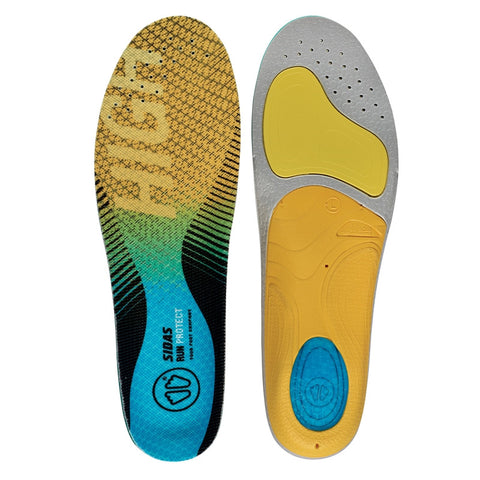 Sidas 3Feet Run Protect High Insole