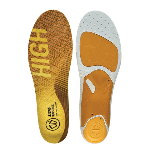 Sidas 3Feet Run Sense High Insole