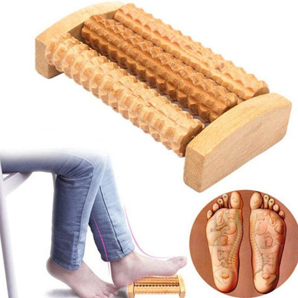 Wooden Massage Roller