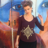 Sri Yantra Superpower Tunic