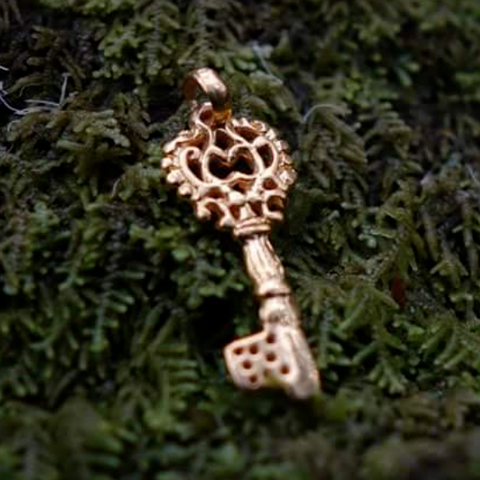 Magical Golden Key