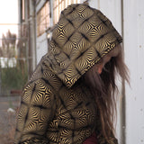 Optical Illusion Jacket