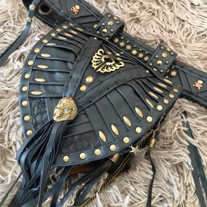 Fulya Handmade Beltbag Leather Art