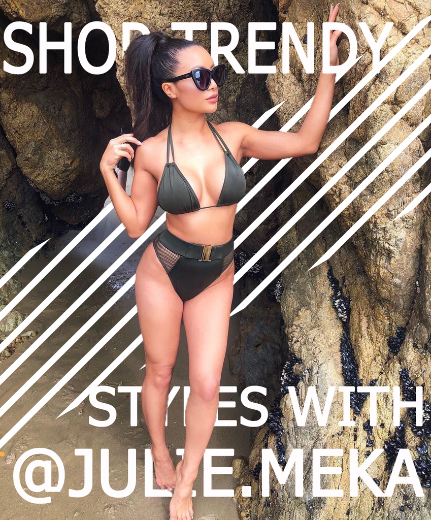 Shop Trendy Styles With @julie.meka