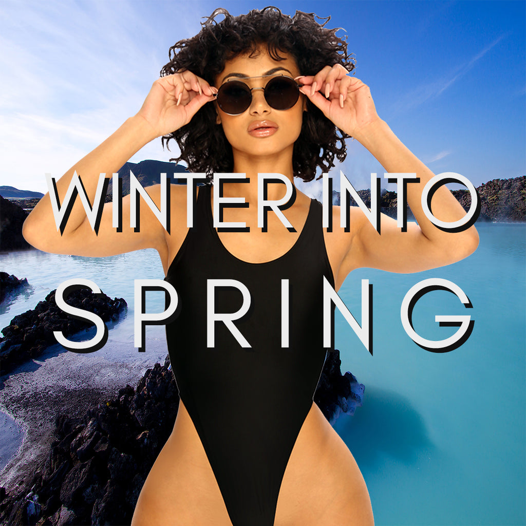 Winter Into Spring: Spring Wishlist