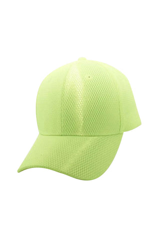 Easy Breezy Baseball Cap-Green - Icon