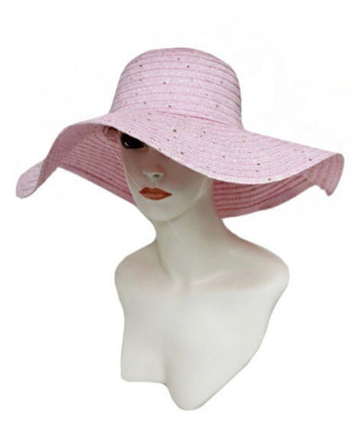 Sundazed Beach Hat-Pink - Icon