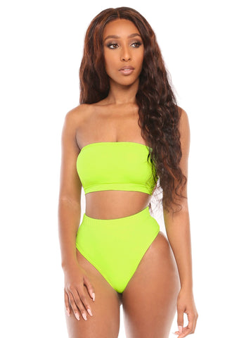 forbidden hikini- lime green - Icon