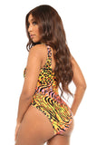 wild instincts swimsuit-animal print - Icon