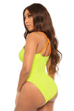 shore of myself swimsuit-green - Icon