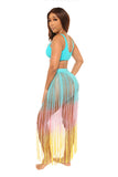 feel the breeze skirt-multicolor - Icon