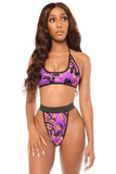 bare in mind bikini- purple