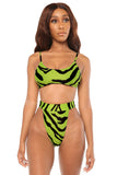 self love bikini- green - Icon