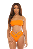 now you sea me bikini-orange - Icon