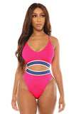 player hater swimsuit-pink - Icon