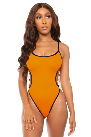 still into you monokini- orange