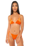 fatal attraction bikini- orange - Icon