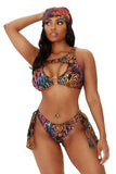 in your wildest dreams bikini-multicolor - Icon