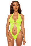 out of this world monokini-green - Icon