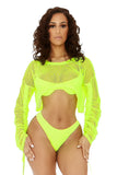 atlantis coverup-neon yellow - Icon