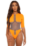 breaking bad monokini-orange - Icon
