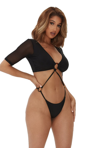 can't tear us apart monokini-black - Icon