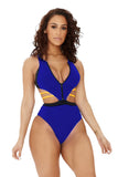 clear skies monokini-blue - Icon