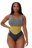 cool breeze swimsuit-grey - Icon