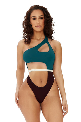 good look bikini-teal