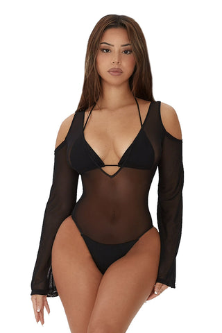 greece swimsuit-black - Icon