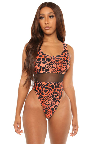 hunt me down swimsuit-print - Icon