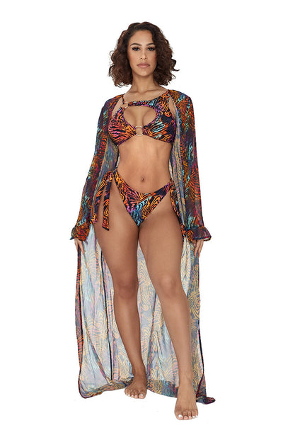 islander coverup-multicolor - Icon