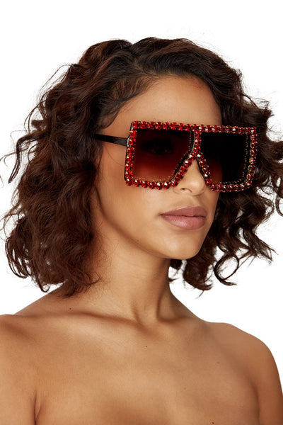 livin la vida shades-ruby brown - Icon