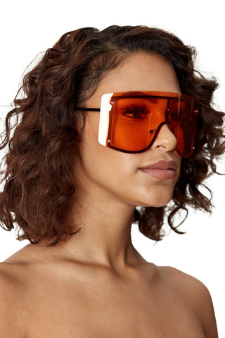 gangsta's paradise shades-orange - Icon