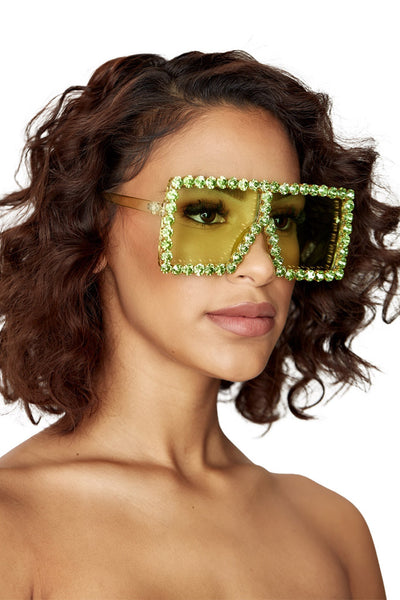 livin la vida shades-light green - Icon