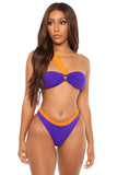 miss misfit bikini-purple - Icon
