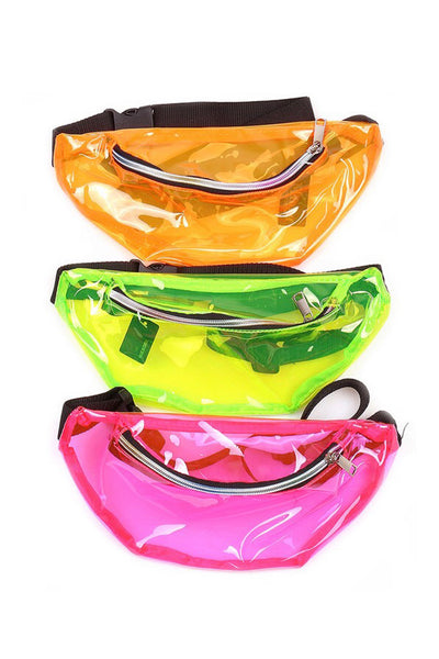 I Can See Clearly Fanny Pack - Icon