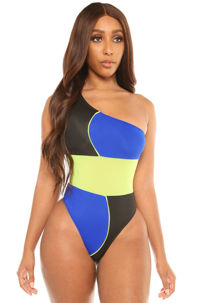 never been better swimsuit-blue - Icon