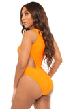 free spirit monokini-orange - Icon