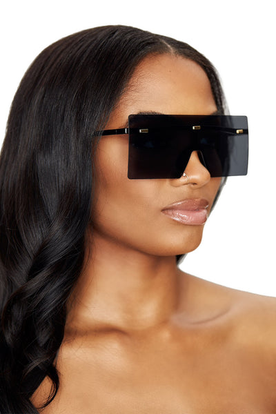 feelin shady shades- black - Icon