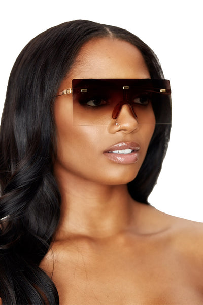 feelin shady shades- brown ombre - Icon