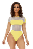 sea breeze bikini-yellow - Icon