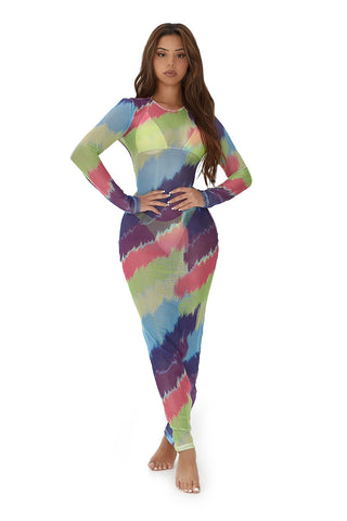sheer madness coverup-multicolor stroke - Icon