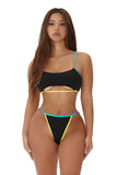 take a dip bikini-black - Icon