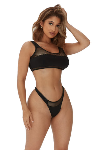 the envy bikini-black - Icon